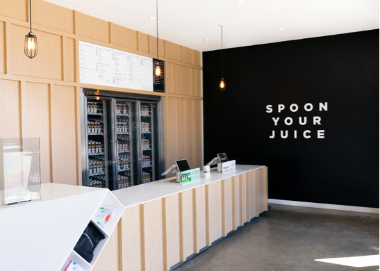 A Pressed Juicery store.