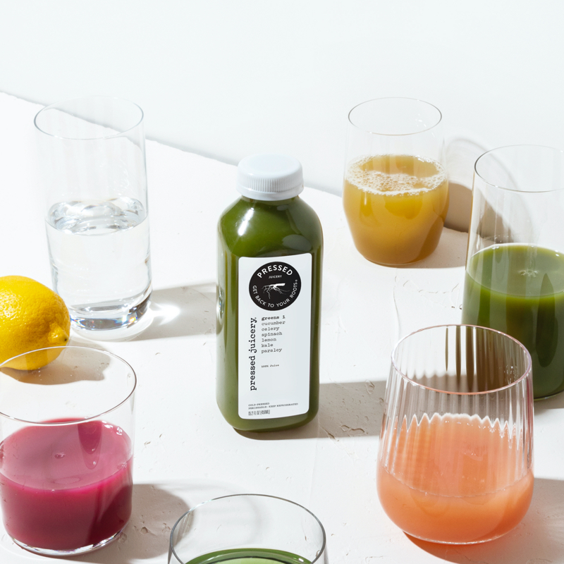 Cleanses & Juice Fasts