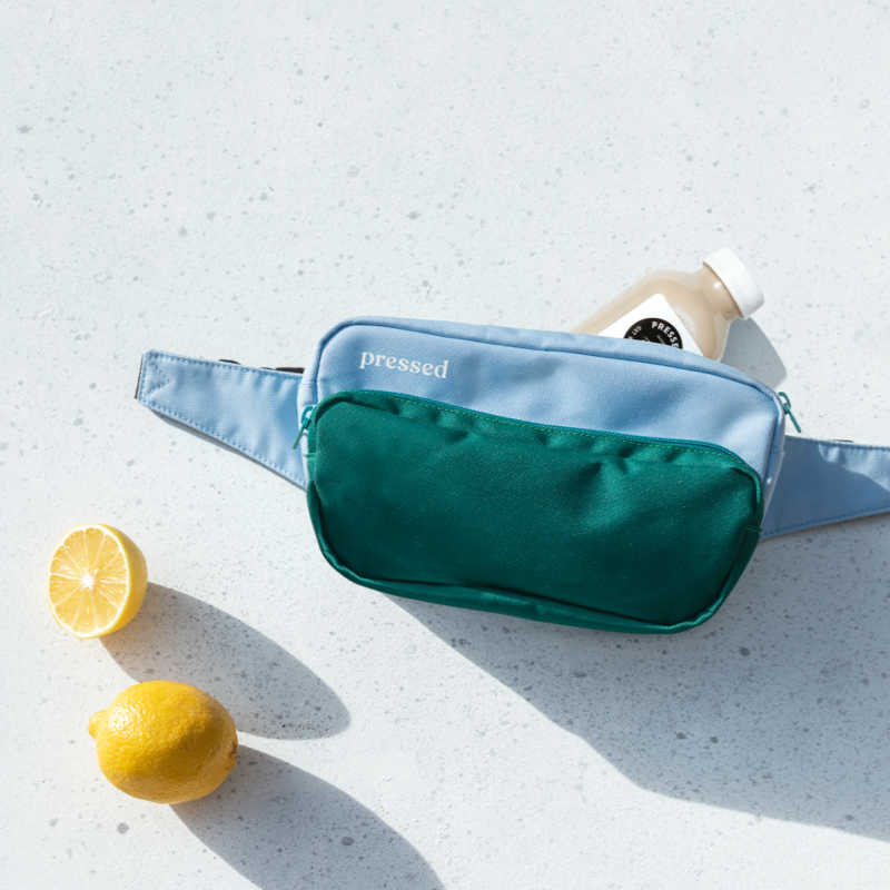 New! Insulated Fanny Pack